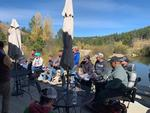 Fly Fishing Photo 20 - Private Fishing Lesson Boulder River Ranch, Sat 10/05/2019