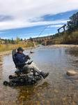 Fly Fishing Photo 21 - Private Fishing Lesson Boulder River Ranch, Sat 10/05/2019