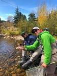 Fly Fishing Photo 23 - Private Fishing Lesson Boulder River Ranch, Sat 10/05/2019