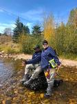 Fly Fishing Photo 25 - Private Fishing Lesson Boulder River Ranch, Sat 10/05/2019