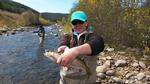 Fly Fishing Photo 29 - Private Fishing Lesson Boulder River Ranch, Sat 10/05/2019