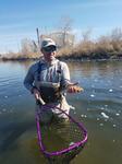Fly Fishing Trip Photo 3 - Fly Fishing, Sun 04/15/2018