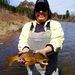 Fly Fishing Trip Photo 1 - Fly Fishing, Mon 04/08/2019