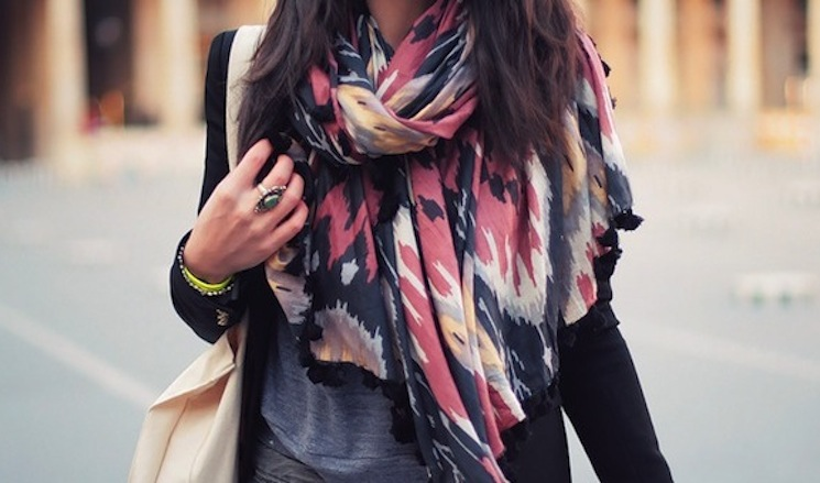 Fall-Scarves