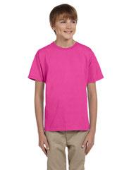 Hanes Youth 5.2 oz., 50/50 Ecosmart® T-Shirt 5370
