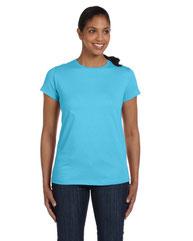 Hanes Ladies' 6.1 oz. Tagless® T-Shirt 5680