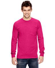 Comfort Colors Adult Heavyweight RSLong-Sleeve Pocket T-Shirt C4410