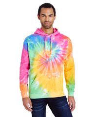 Tie-Dye Adult 8.5 oz. Tie-Dyed Pullover Hood