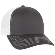 OTTO CAP 5 Panel Low Profile Mesh Back Trucker Hat