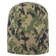 """Digital Camouflage 9 1/2"""" Lightweight Beanie"""