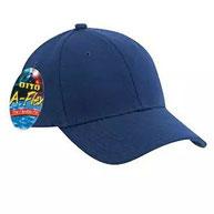 OTTO-A-FLEX 6 Panel Low Profile Baseball Cap