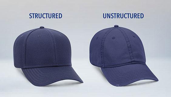 Unstructured crown