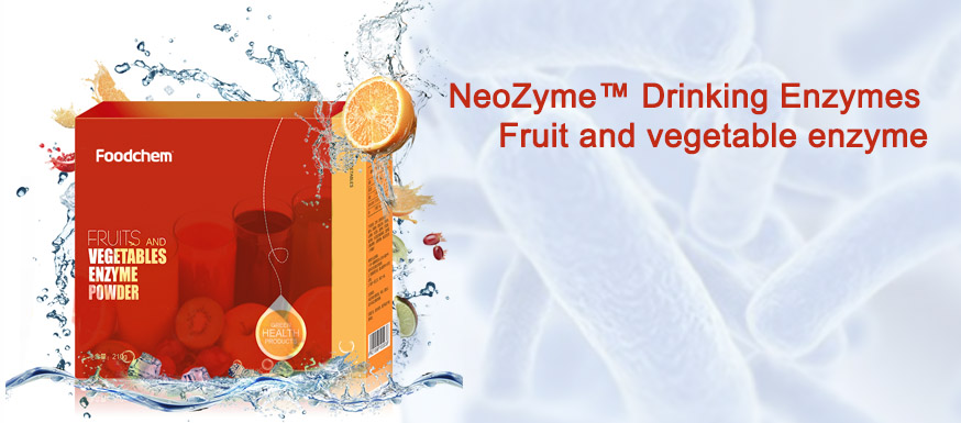 Fruit and vegetable enzyme