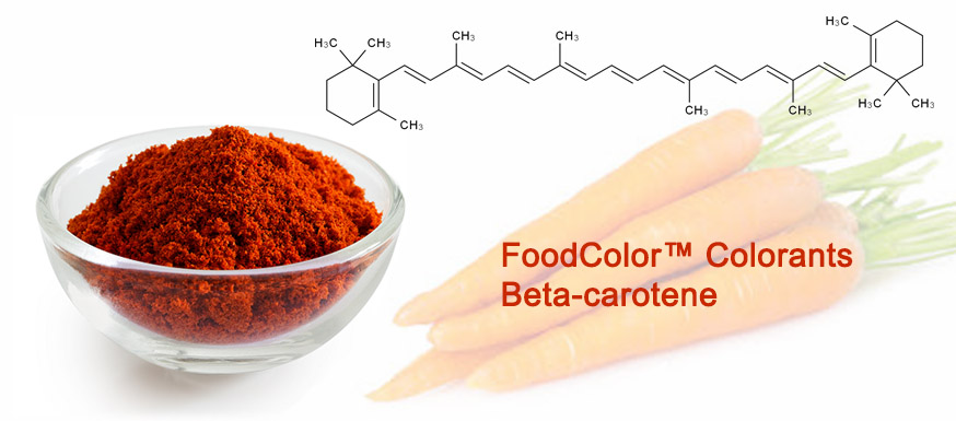 FoodColor™️ Colorants Beta-carotene