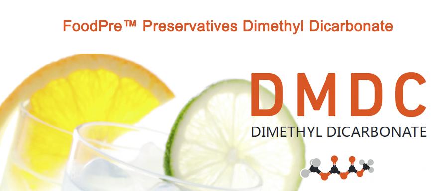 FoodPre™️ Preservatives - dimethyl dicarbonate