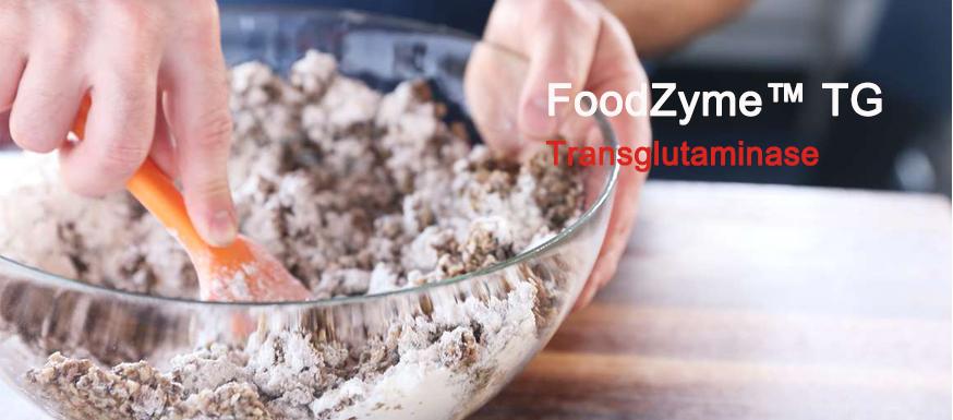 FoodZyme™ TG - Transglutaminase