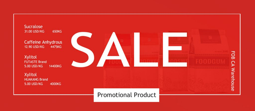 Big sale products at California warehouse USA