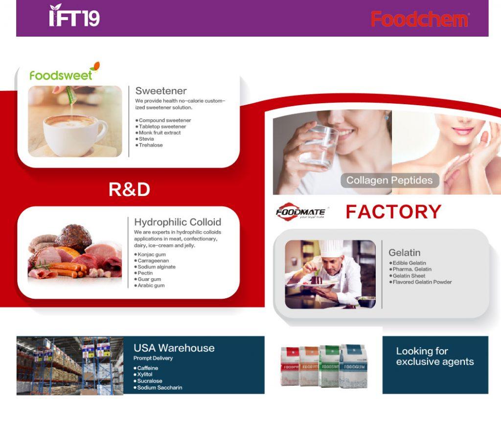 ift-2019 Foodchem