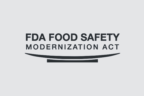 FDA Food Safety Modernization Act (FSMA) Logo