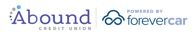 Abound Credit Union Powered by ForeverCar Logo