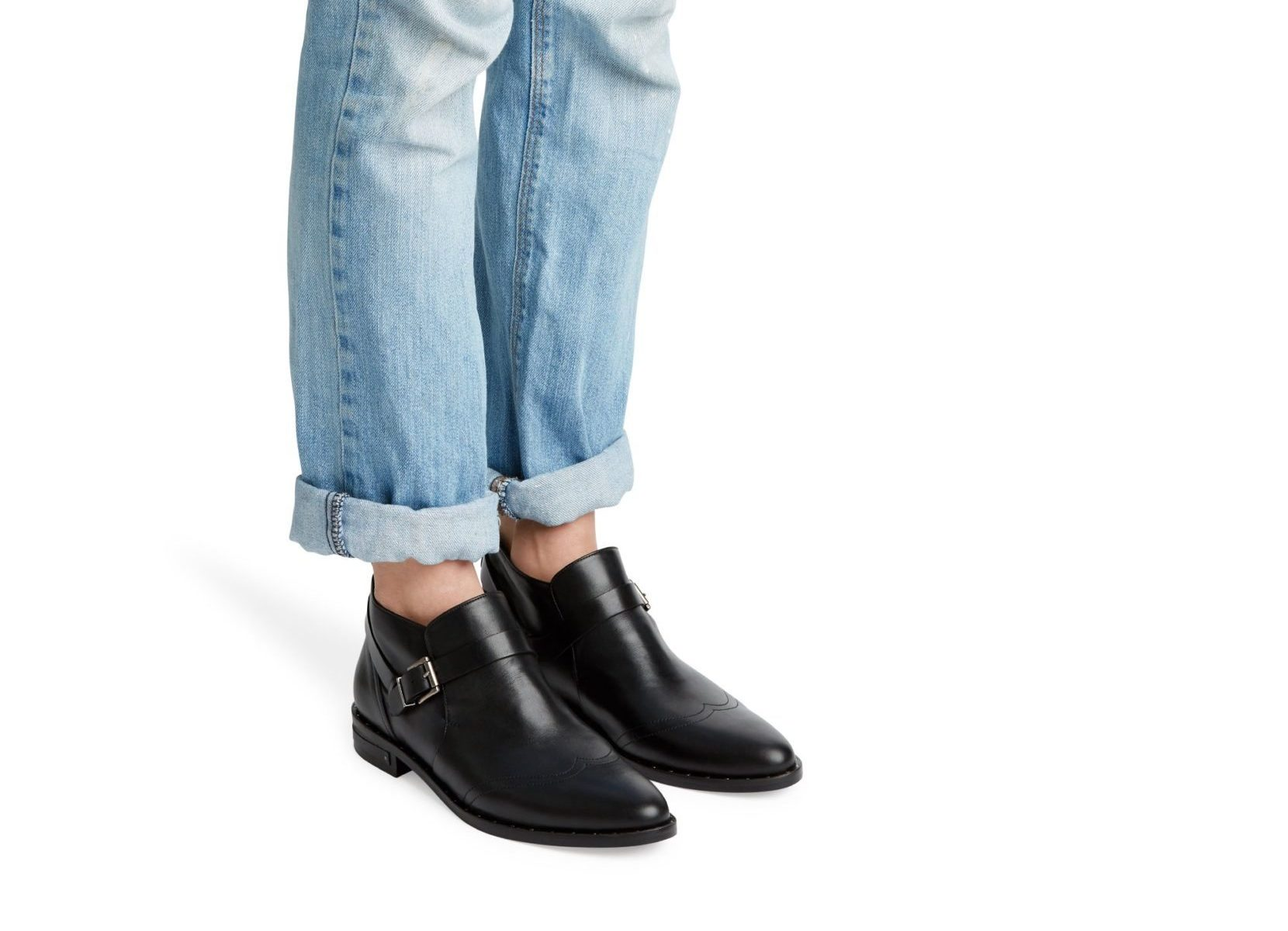 Man Low Cut Ankle Boot - FRĒDA SALVADOR