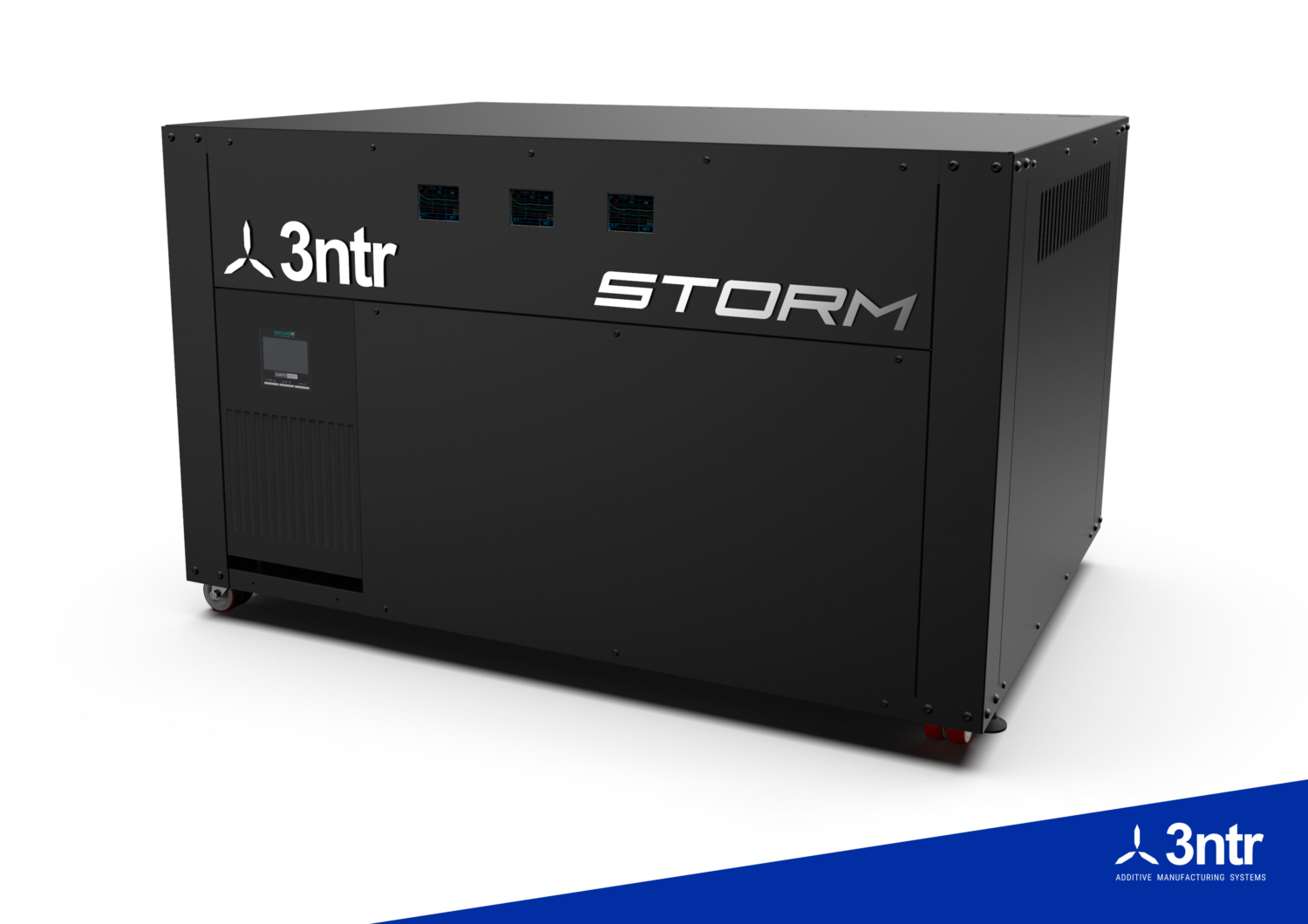 Storm polymer drying unit by 3ntr for 3d printing