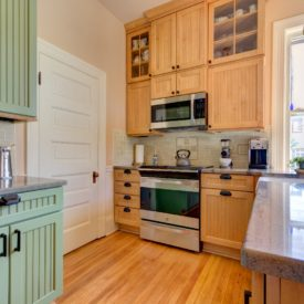 Central Irvington Kitchen Remodel