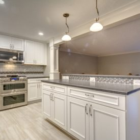 Columbia View Kitchen Remodel