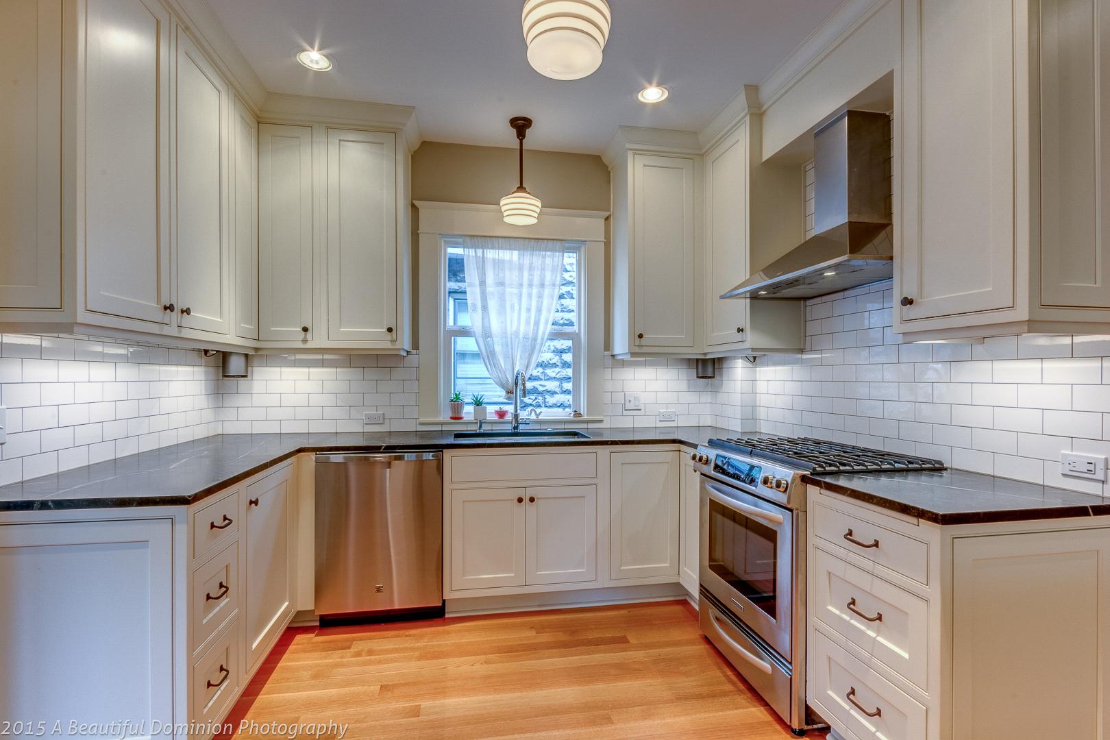 Irvington Kitchen Remodel