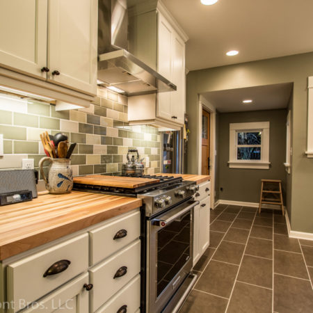 Piedmont Kitchen Remodel