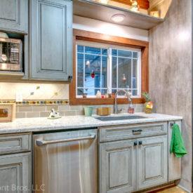 Stone House Kitchen Remodel