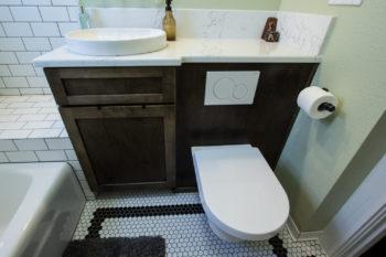 Roseway Bathroom Remodel