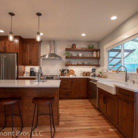 Kitchen remodel in the Sullivan's Gulch neighborhood of NE Portland