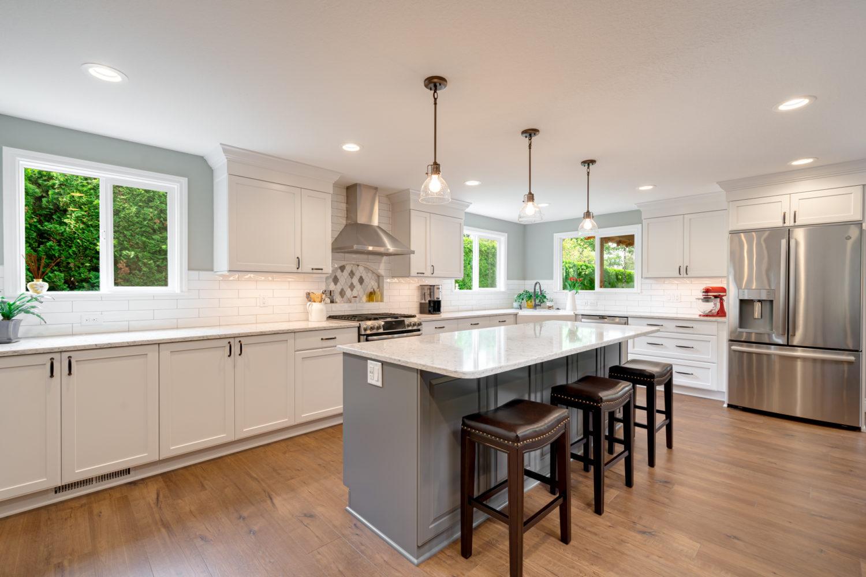 Glen Oak Road Addition and kitchen