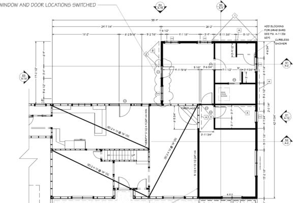 hubbard floorplan