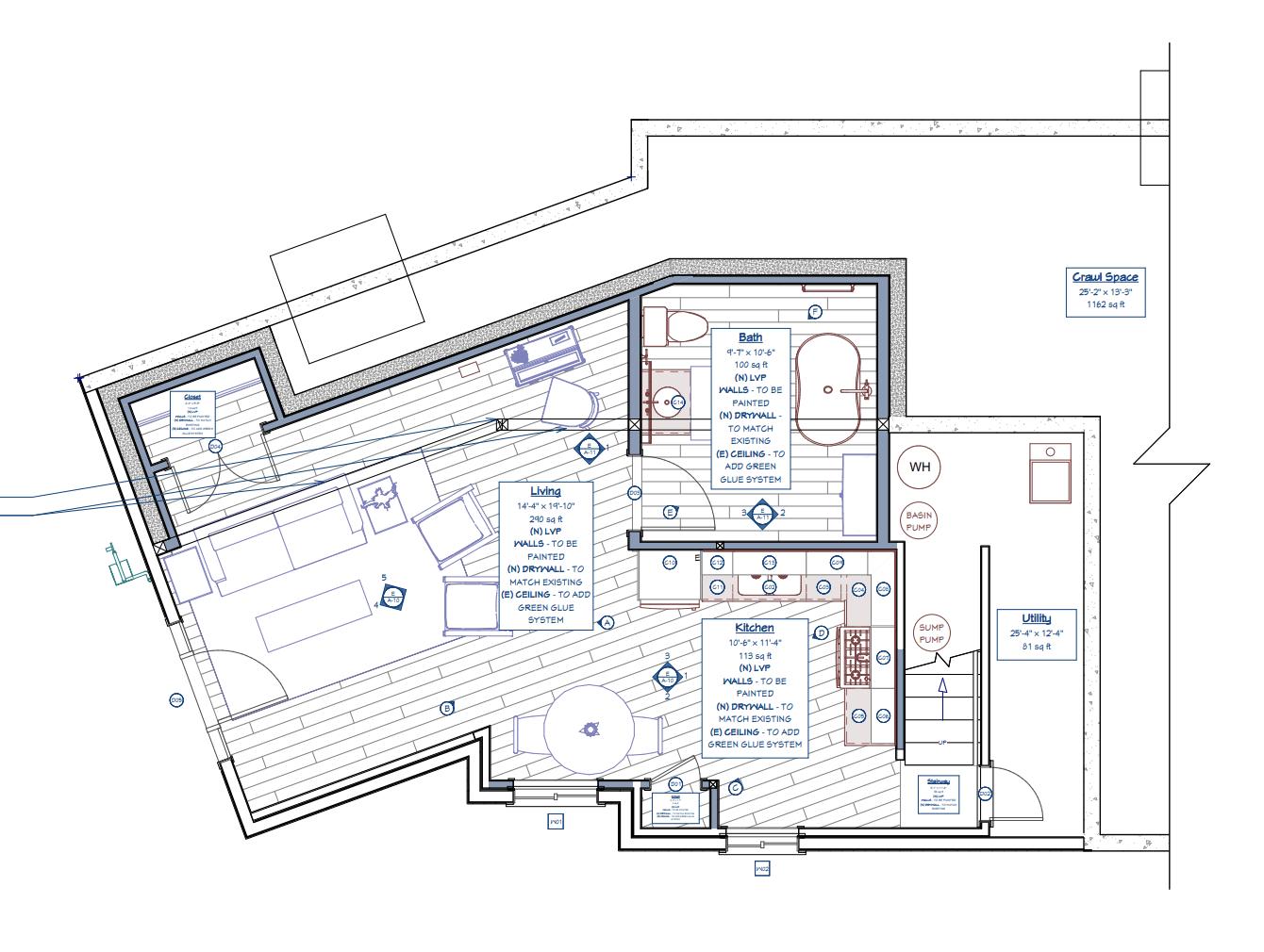 wark basement floorplan