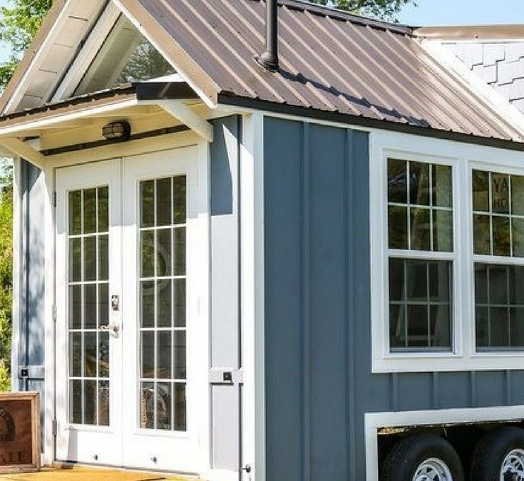 Easy to Build Little Tiny House Plans