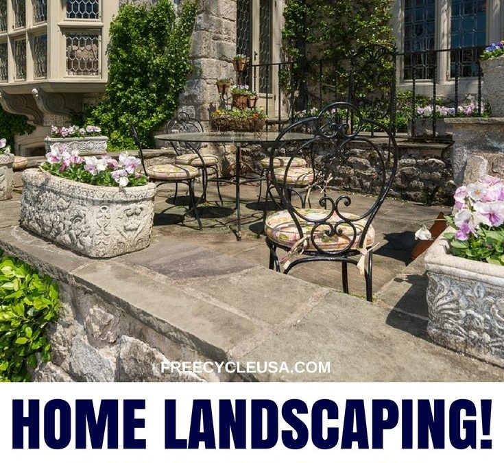 DIY Landscaping – Getting Started