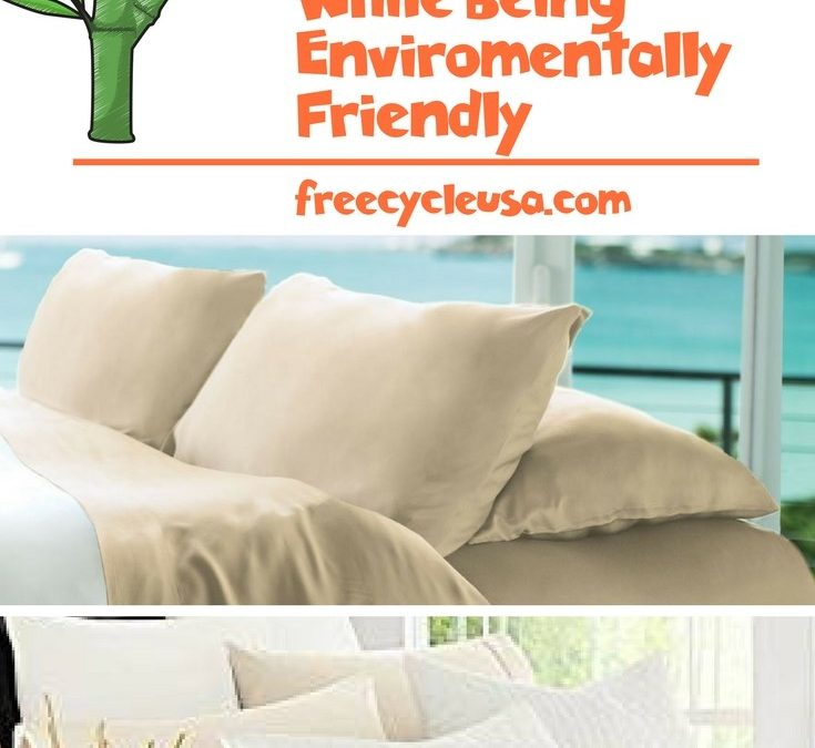 Bamboo Bedding Offers Luxury Bedding Comfort While Being Enviromentally Friendly