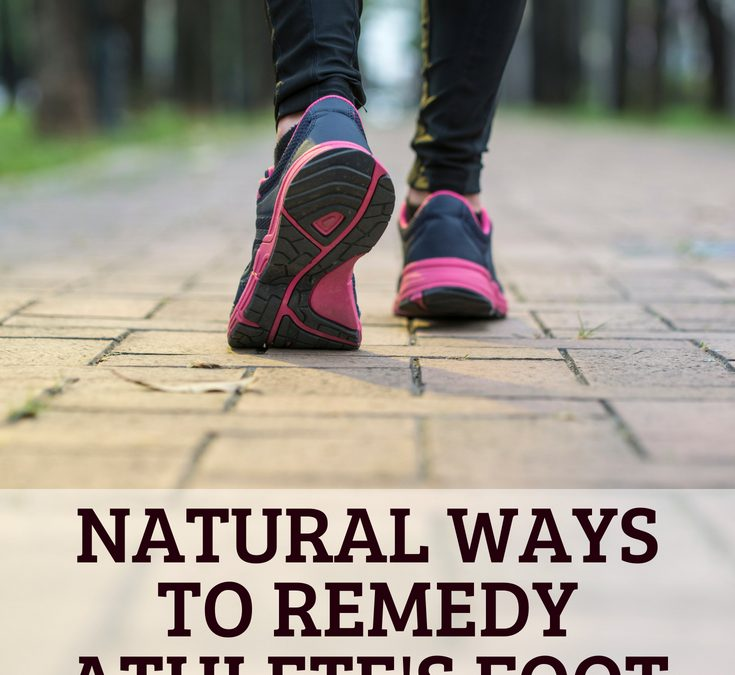 Effective Natural Ways to Remedy Athlete's Foot for Good