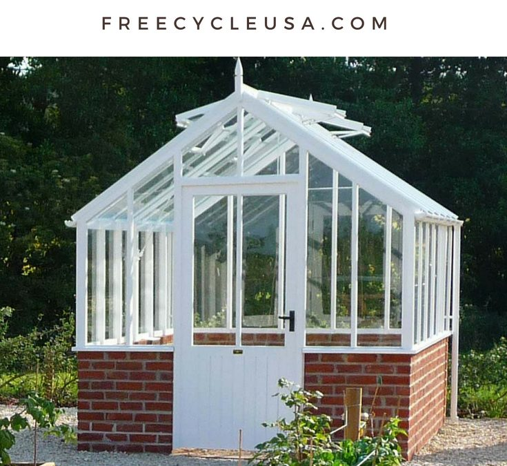 Cheap & Easy Greenhouse Plans For The DIYer