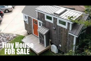 Luxury Tiny House For Sale- Huge Loft!