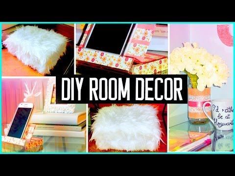 Do-it-yourself Space DECOR! Recycling jobs | Low-cost & adorable suggestions! Firm