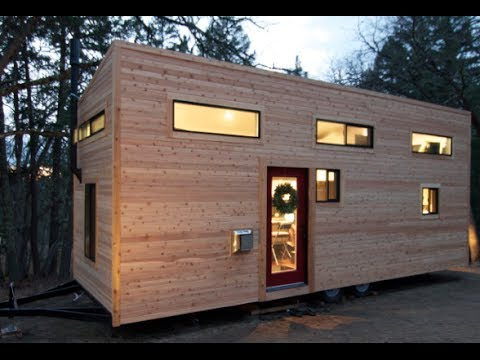 Tiny House on Wheels in 4 Months for only $22,000