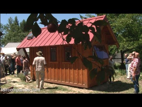 We The Tiny House People (Documentary)