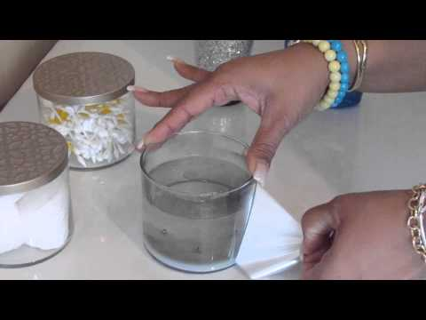 ♥♥ DIY How to Recycle and Repurpose Bath and Body Candles ♥♥