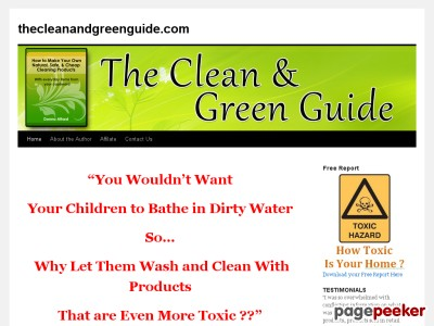 The Clean and Green Guide