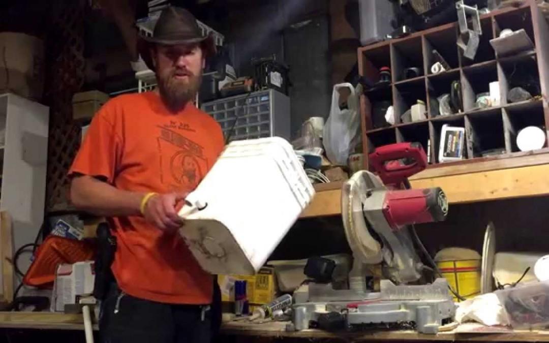 Bulding Dutch Buckets – Do-it-yourself Hydroponics