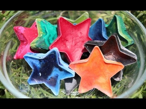 Recycled Crayons Do-it-yourself – Whitney Crafts
