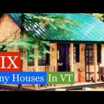 Six Small Properties/Cabins in VT (Jamaica Cottage Store Tour w/Deek)